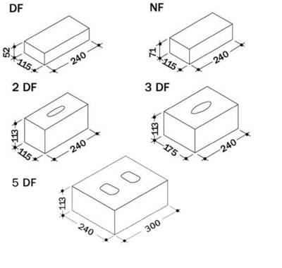 ks kleinformate kalksandsteine. Black Bedroom Furniture Sets. Home Design Ideas